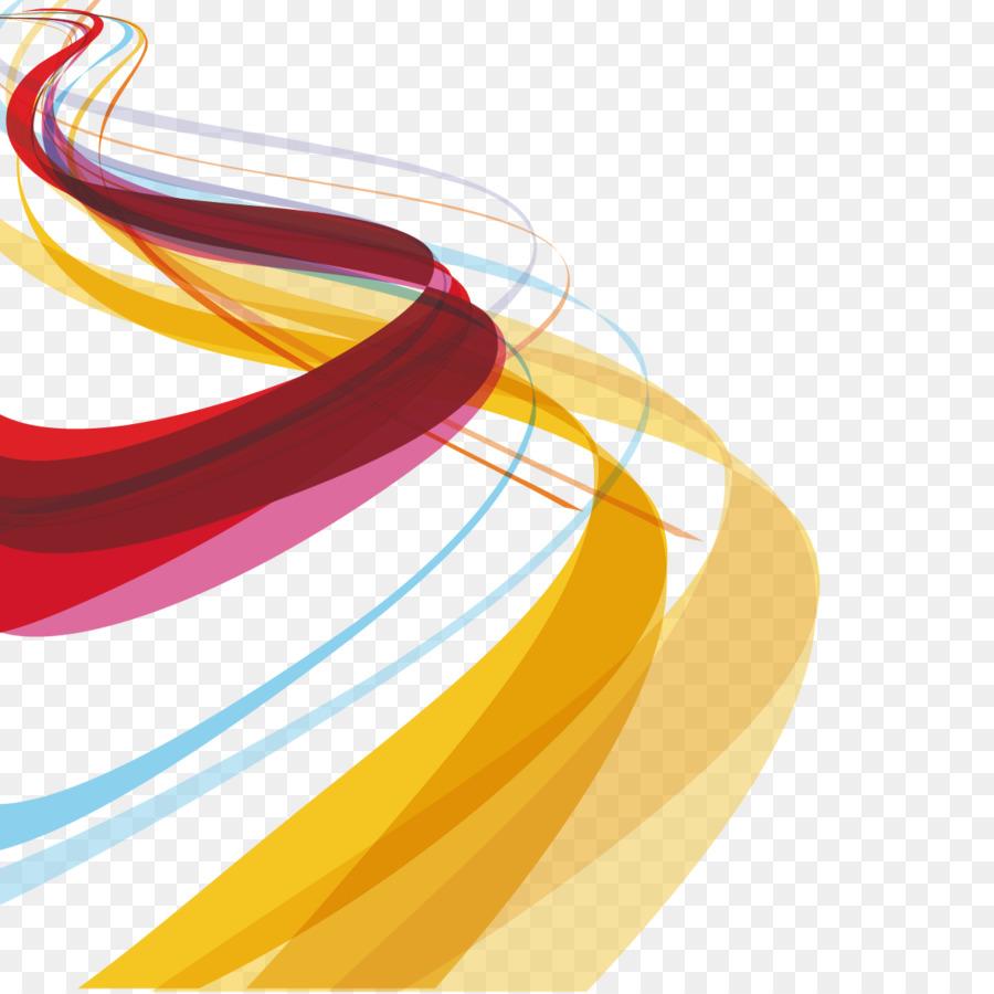 Descarga gratuita de Curva De Color, La Curva De, Diseño Gráfico Imágen de Png