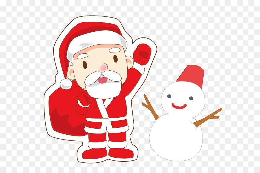 Descarga gratuita de Santa Claus, Adorno De Navidad, De Dibujos Animados Imágen de Png