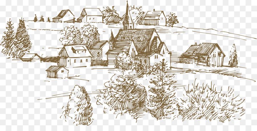 Descarga gratuita de La Agricultura, Dibujo, Granja Imágen de Png