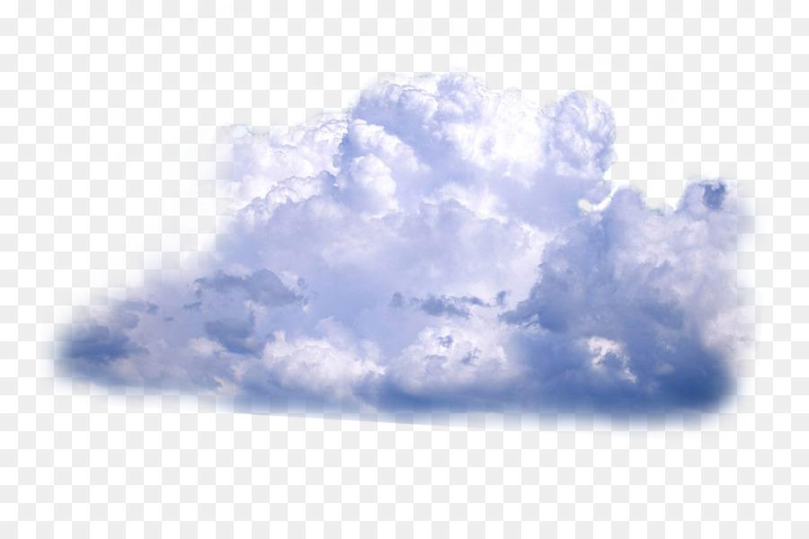 Descarga gratuita de La Nube, Cielo, Azul Imágen de Png