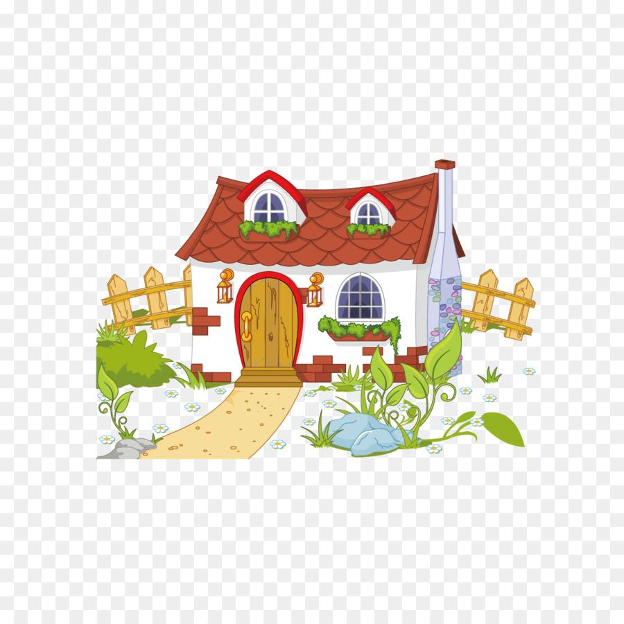 Descarga gratuita de Casa, Libre De Contenido, Cottage imágenes PNG