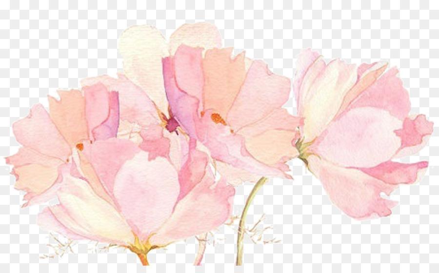 Descarga gratuita de Dibujos De Flores, Dibujo, Pintura A La Acuarela imágenes PNG
