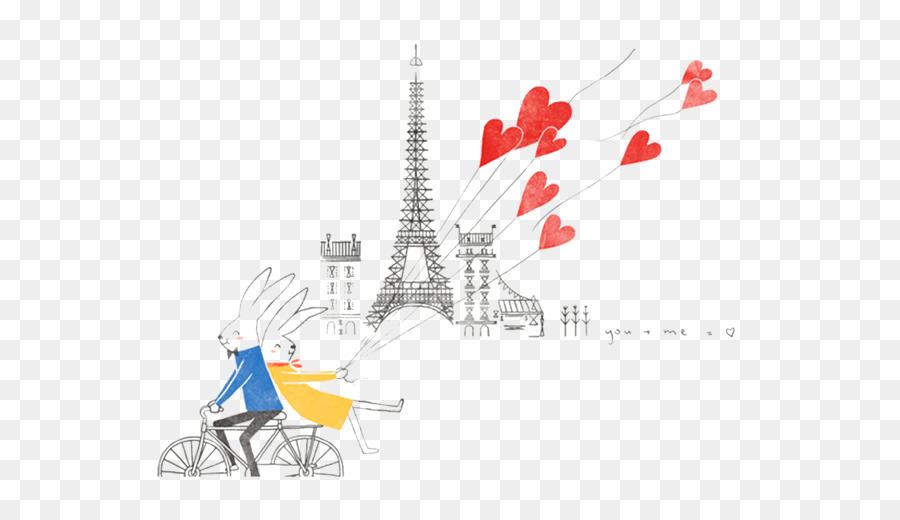 Descarga gratuita de París, El Amor, Arte imágenes PNG