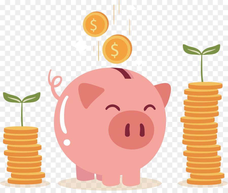 Descarga gratuita de Alcancía, Banco, Moneda imágenes PNG