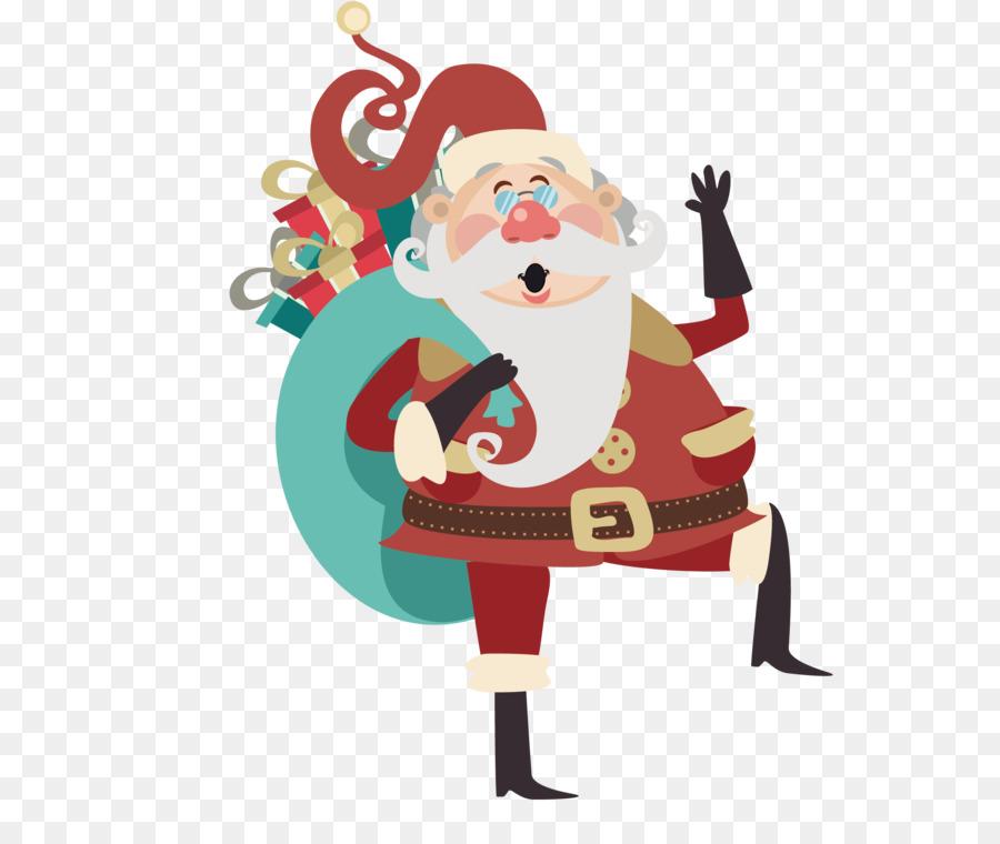 Descarga gratuita de Santa Claus, La Navidad, De Dibujos Animados imágenes PNG