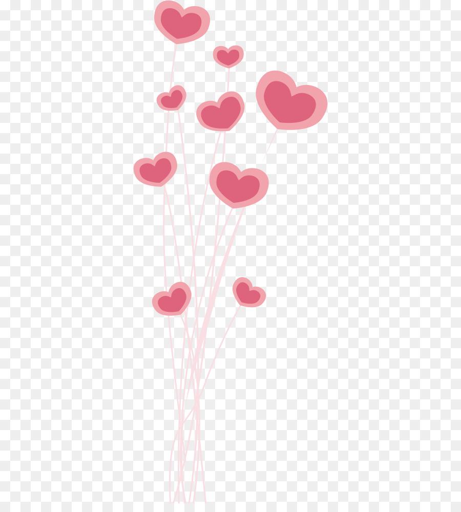Descarga gratuita de Corazón, El Día De San Valentín, Nosegay imágenes PNG