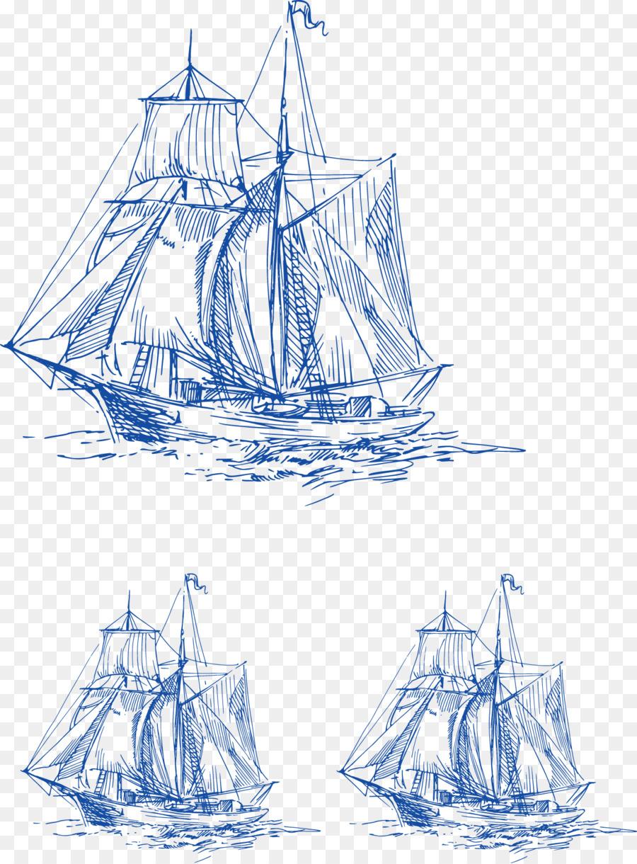 Descarga gratuita de Brigantine, Nave, Barco De Vela imágenes PNG