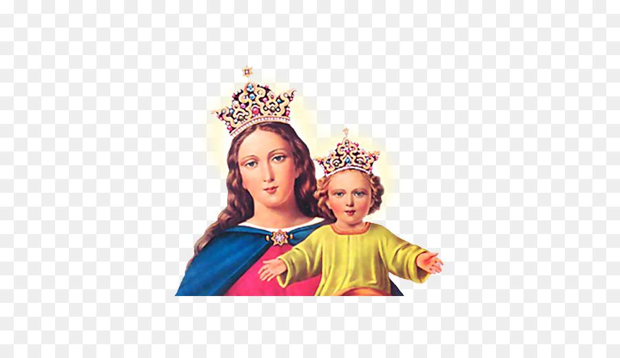 Descarga gratuita de María, Jesús, María Auxilio De Los Cristianos Imágen de Png