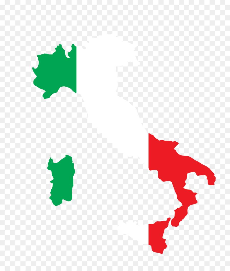 Descarga gratuita de Italia, Mapa, La Bandera De Italia Imágen de Png