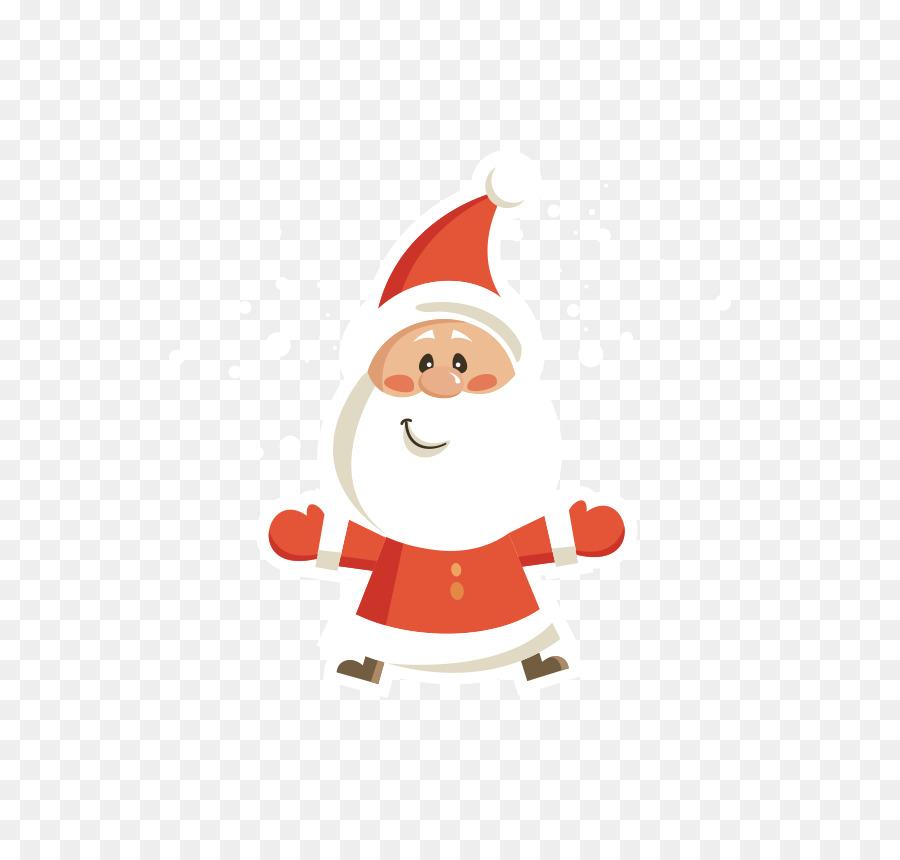 Descarga gratuita de Santa Claus, De Dibujos Animados, Descargar Imágen de Png