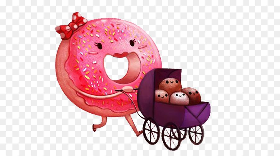 Descarga gratuita de Dona, Panadería, Pastel Imágen de Png