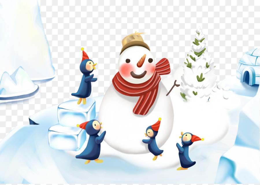 Descarga gratuita de La Navidad, La Nieve, Muñeco De Nieve imágenes PNG