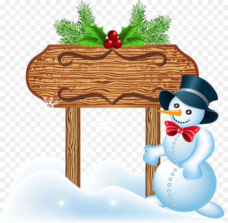 Descarga gratuita de La Navidad, Muñeco De Nieve, Letrero imágenes PNG