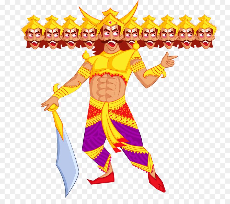 Descarga gratuita de Ravana, Rama, Hanuman Imágen de Png