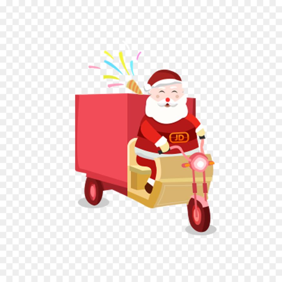 Descarga gratuita de Santa Claus, Adorno De Navidad, Reno Imágen de Png