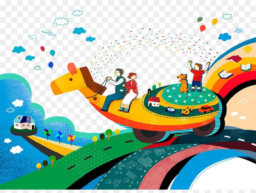Descarga gratuita de Niño, Los Padres, De Dibujos Animados Imágen de Png