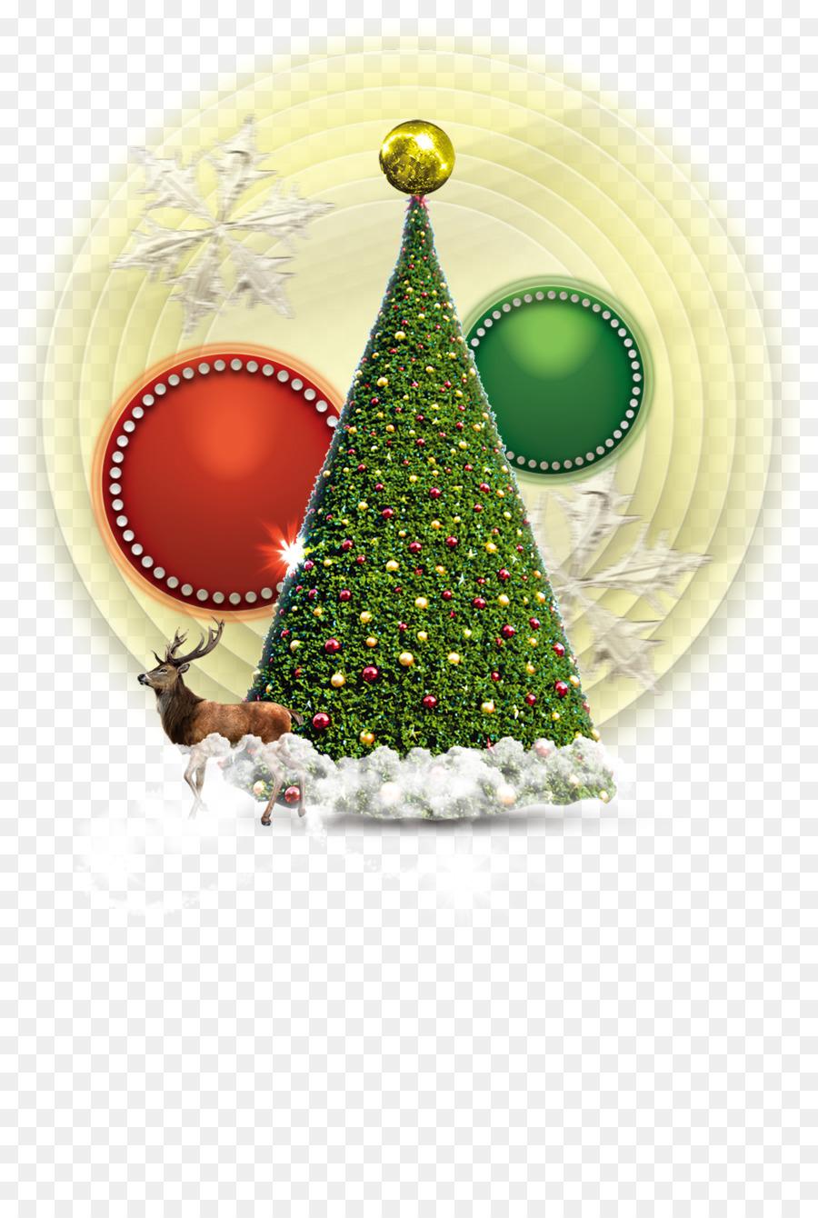 Descarga gratuita de Adorno De Navidad, árbol De Navidad, Santa Claus Imágen de Png