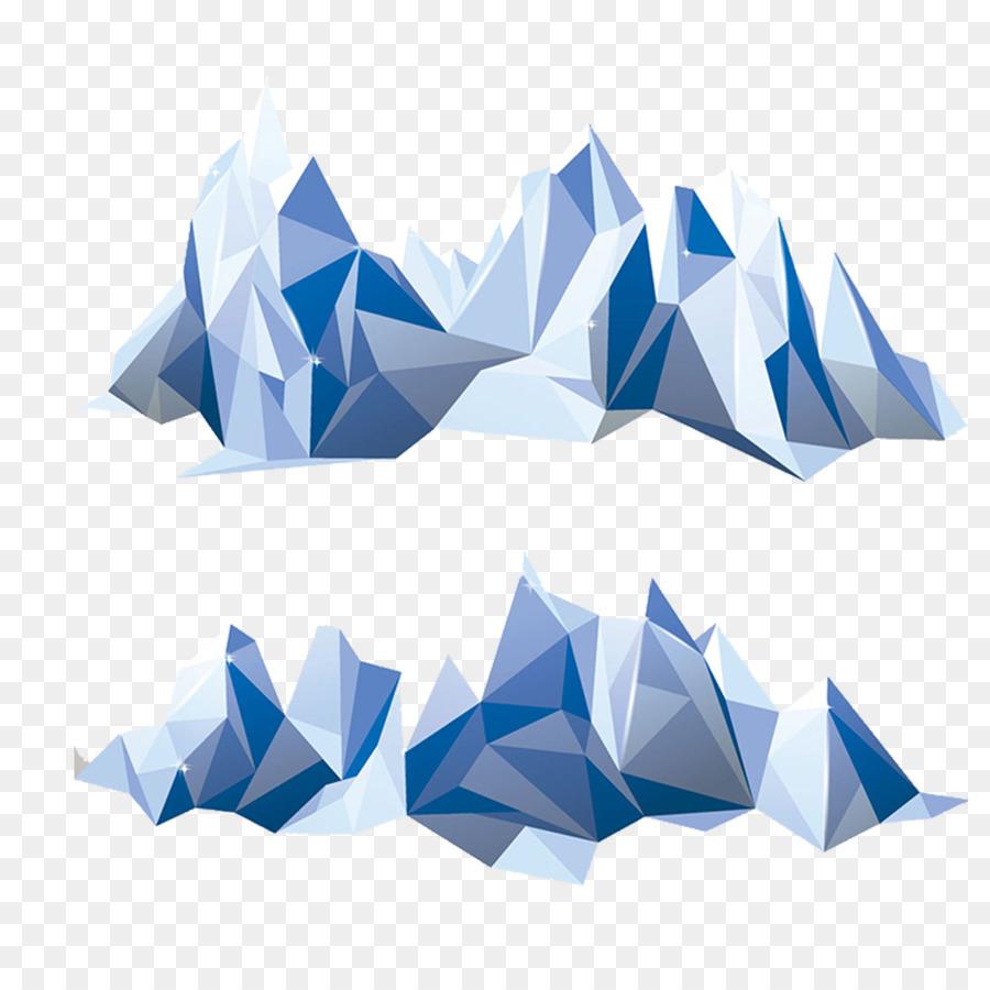 Descarga gratuita de Polígono, La Montaña, La Geometría imágenes PNG