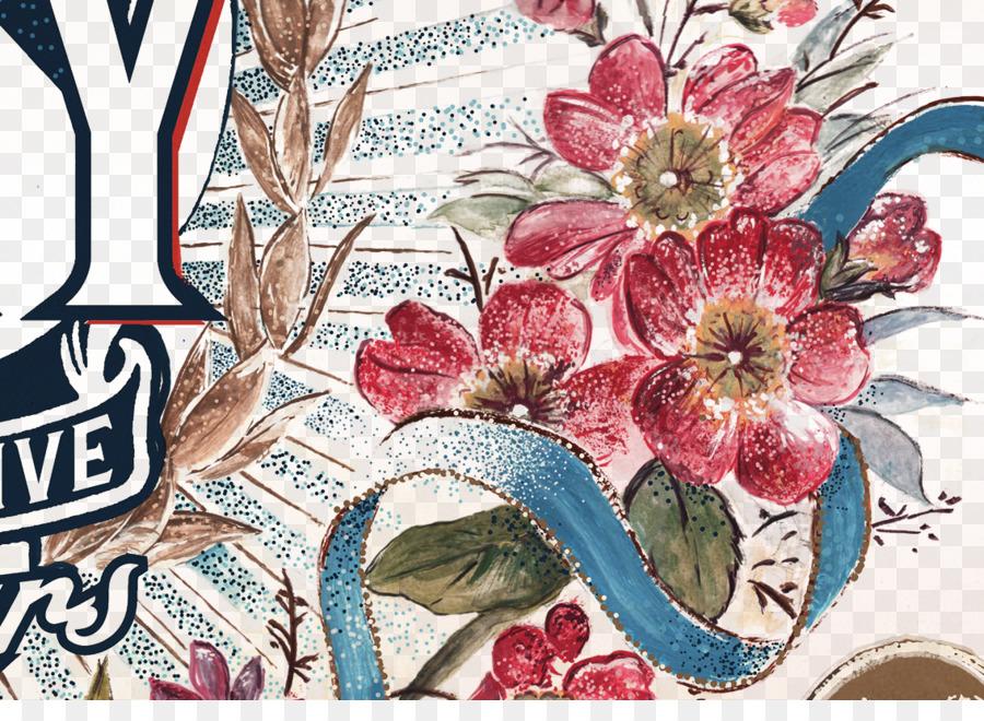 Descarga gratuita de Diseño Floral, Dibujo, La Creatividad Imágen de Png