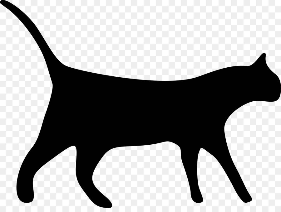 Descarga gratuita de Gato, Gato Negro, Libre De Contenido Imágen de Png