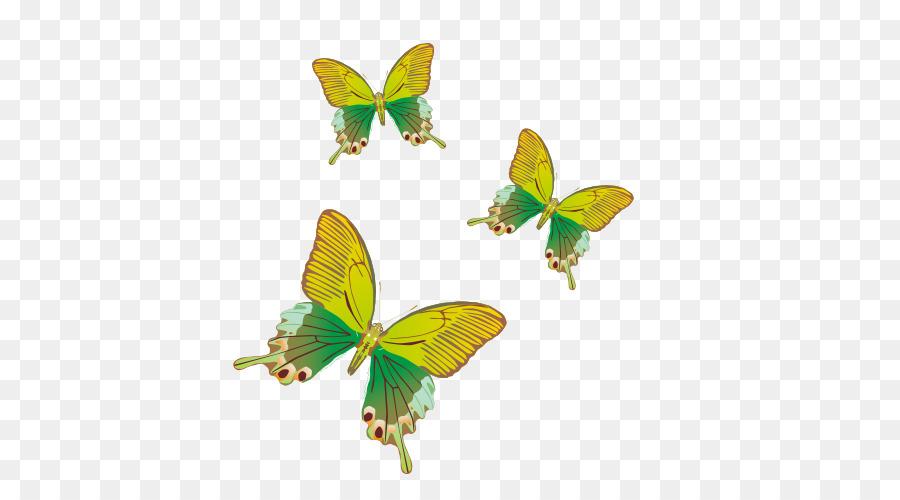 Descarga gratuita de La Mariposa Monarca, Mariposa, Amarillo imágenes PNG