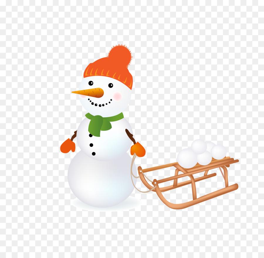 Descarga gratuita de Santa Claus, La Navidad, Muñeco De Nieve imágenes PNG