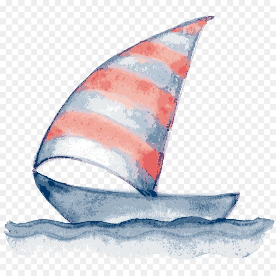 Descarga gratuita de Pintura A La Acuarela, Dibujo, Barco De Vela Imágen de Png