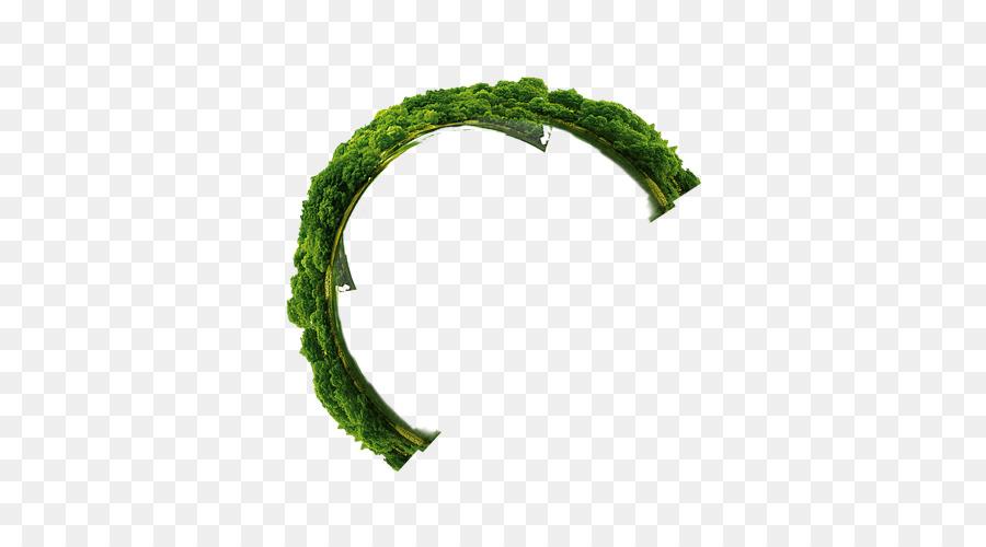 Descarga gratuita de Semicírculo, Verde, Anillo imágenes PNG