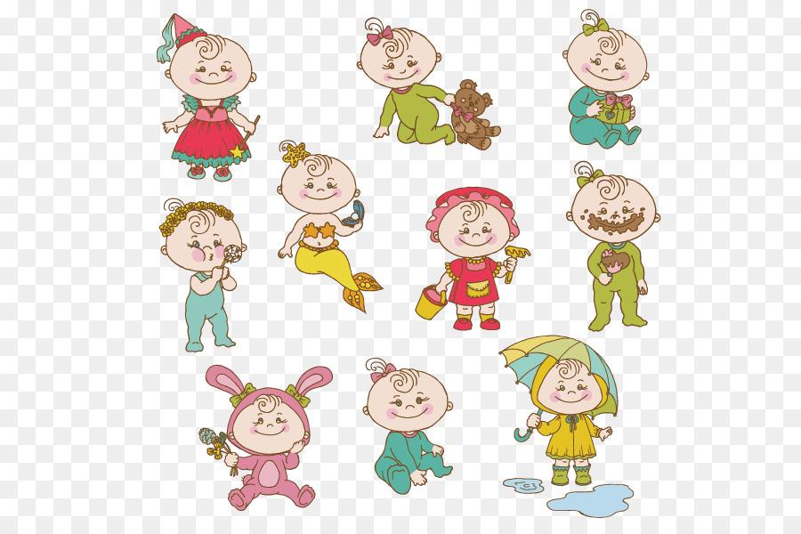 Descarga gratuita de De Dibujos Animados, Bebé, La Lindura Imágen de Png