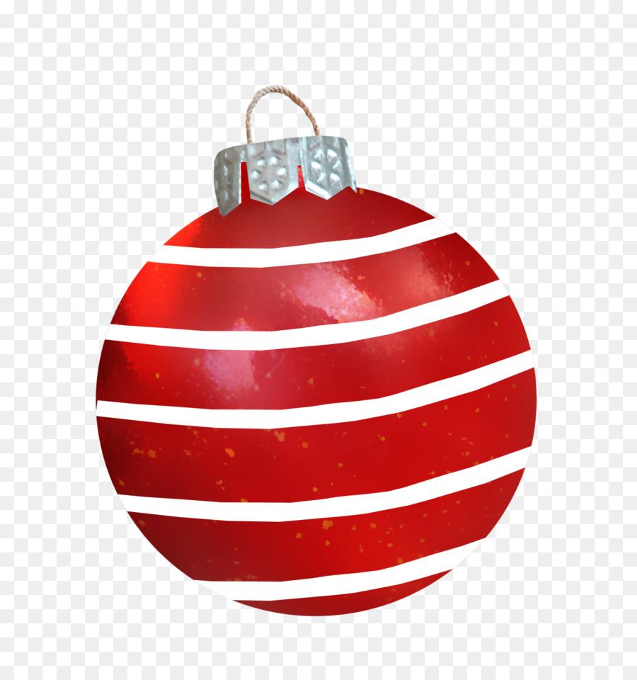 Descarga gratuita de Adorno De Navidad, La Navidad, Rojo Imágen de Png