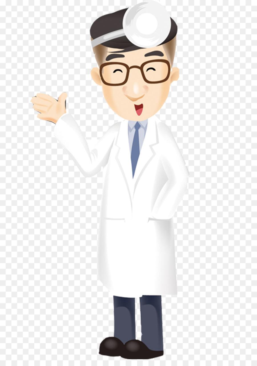 Descarga gratuita de Médico, De Dibujos Animados, La Agudeza Visual Imágen de Png