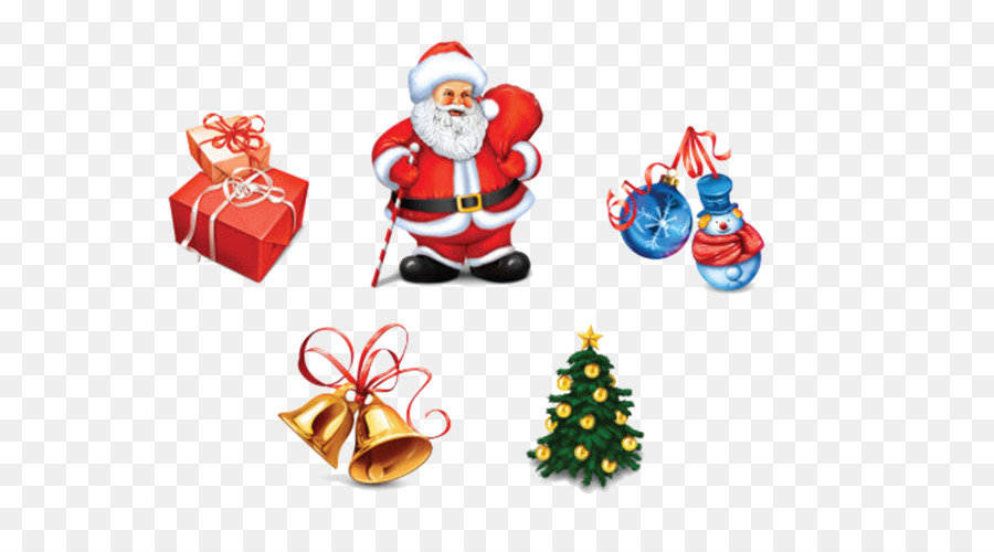 Descarga gratuita de Santa Claus, Muñecos De Navidad, La Navidad imágenes PNG