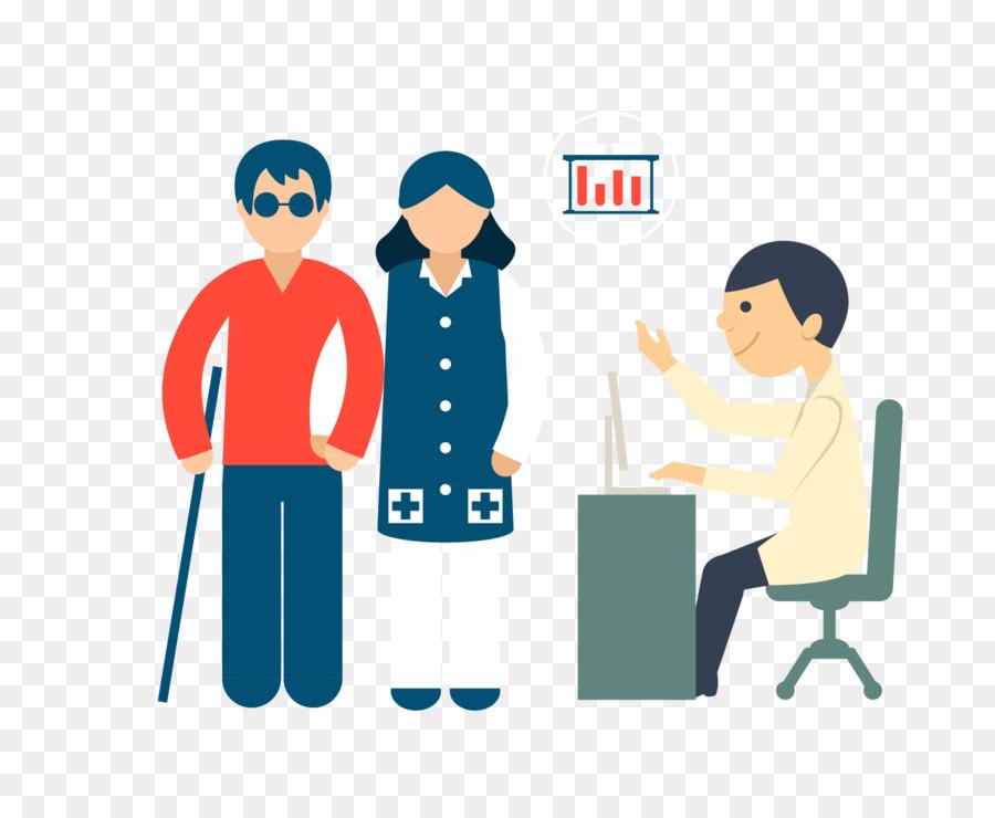 El Cuidado De La Salud De Dibujos Animados Hospital Imagen