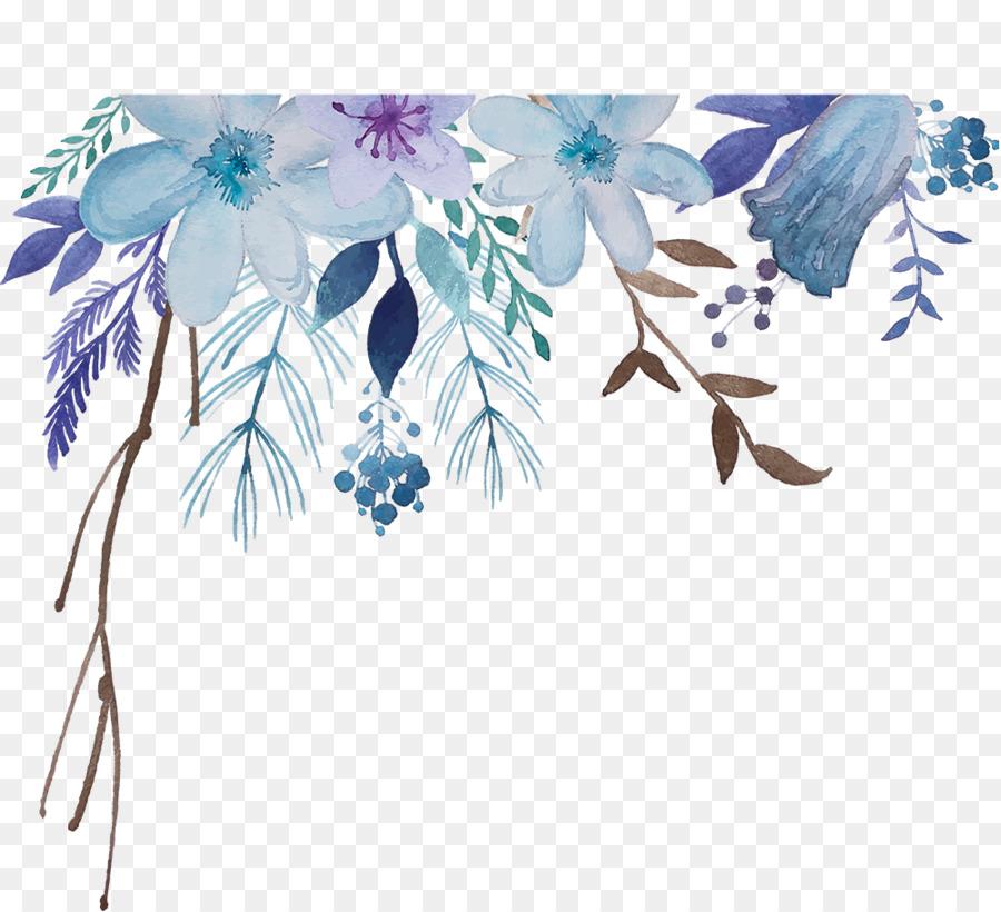 Descarga gratuita de Acuarela De Flores, Pintura A La Acuarela, Flor imágenes PNG