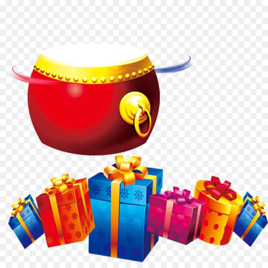 Descarga gratuita de Regalo, Año Nuevo Chino, Gratis imágenes PNG