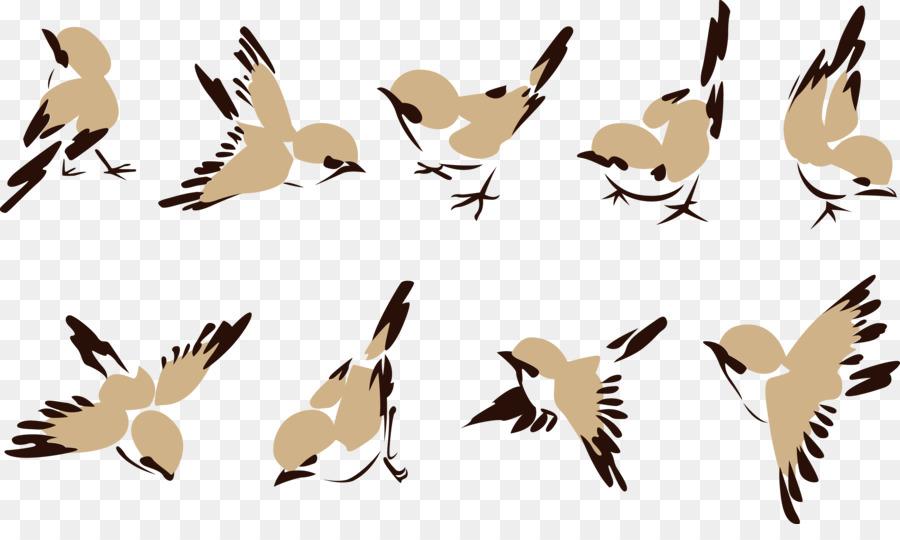 Descarga gratuita de Gorrión, Pájaro, Royaltyfree imágenes PNG