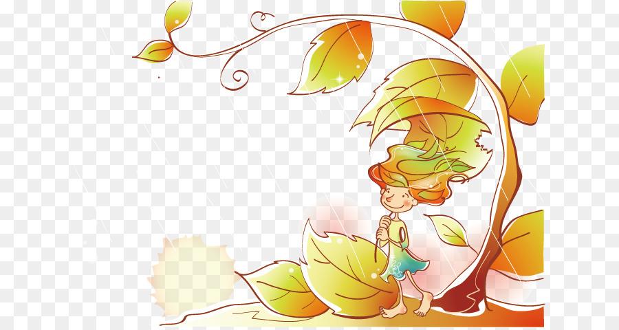 Descarga gratuita de Otoño, Fukei, De Dibujos Animados Imágen de Png