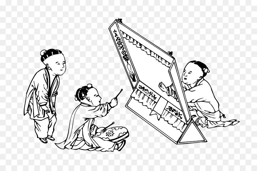 Descarga gratuita de China, De Dibujos Animados, Chinoiserie Imágen de Png