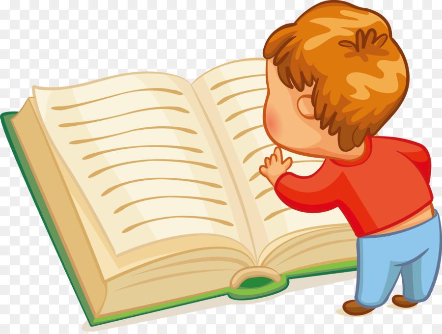 Descarga gratuita de La Lectura, Niño, Libro Imágen de Png