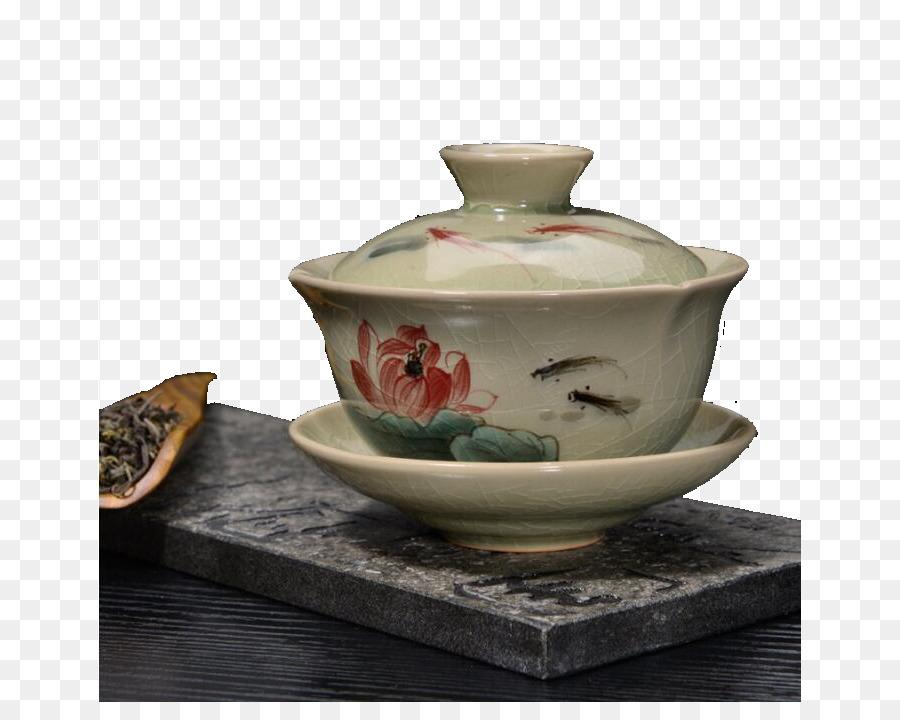 Descarga gratuita de Té, Porcelana, Yue Ware imágenes PNG