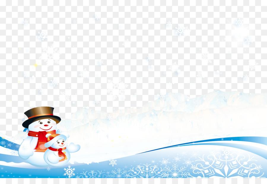 Descarga gratuita de Muñeco De Nieve, Invierno, Cartel imágenes PNG