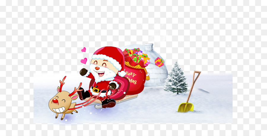 Descarga gratuita de Santa Claus, Adorno De Navidad, La Navidad imágenes PNG