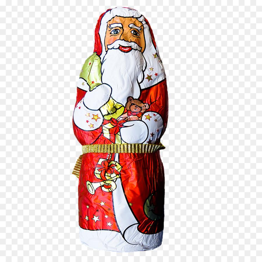 Descarga gratuita de Santa Claus, La Navidad, Chocolate imágenes PNG