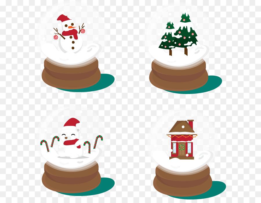 Descarga gratuita de La Luz, Santa Claus, Adorno De Navidad Imágen de Png