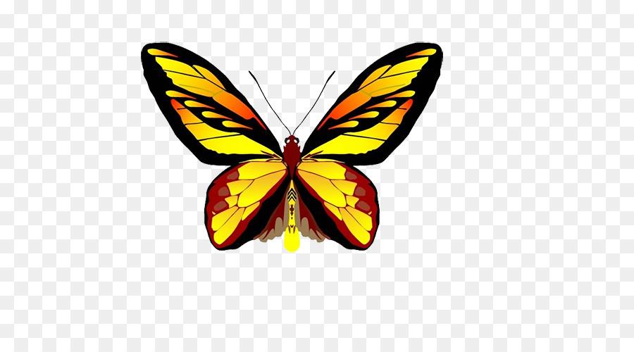 Descarga gratuita de Mariposa, Postscript Encapsulado, Dibujo imágenes PNG