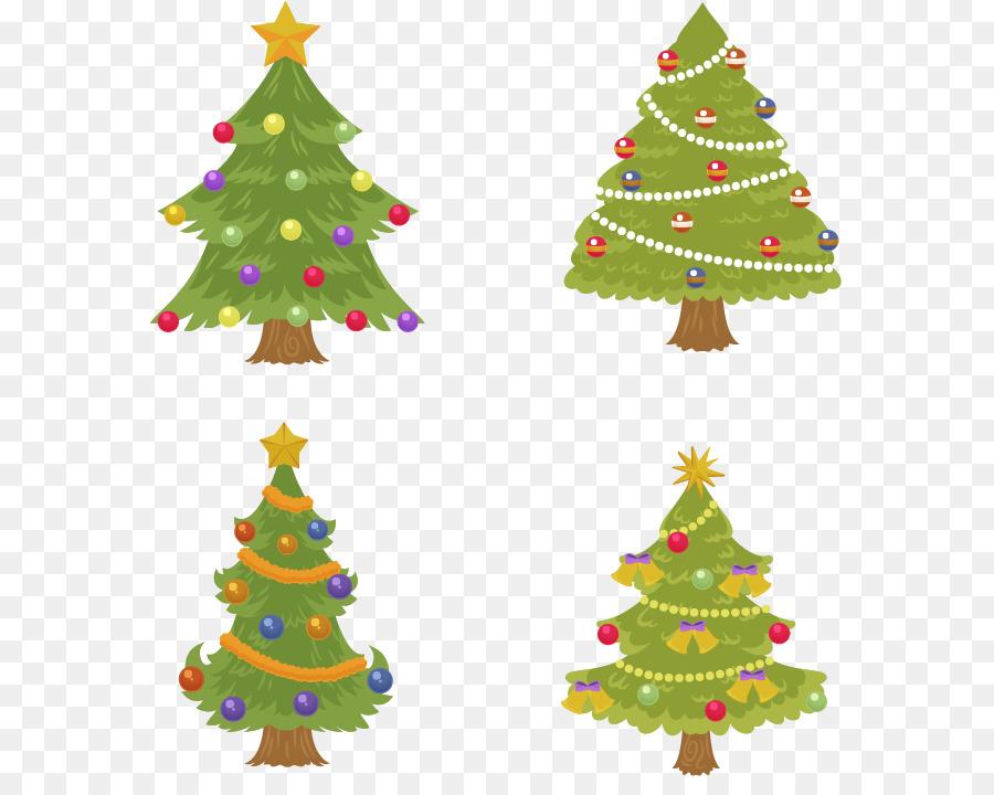 Descarga gratuita de árbol De Navidad, La Navidad, Adorno De Navidad Imágen de Png
