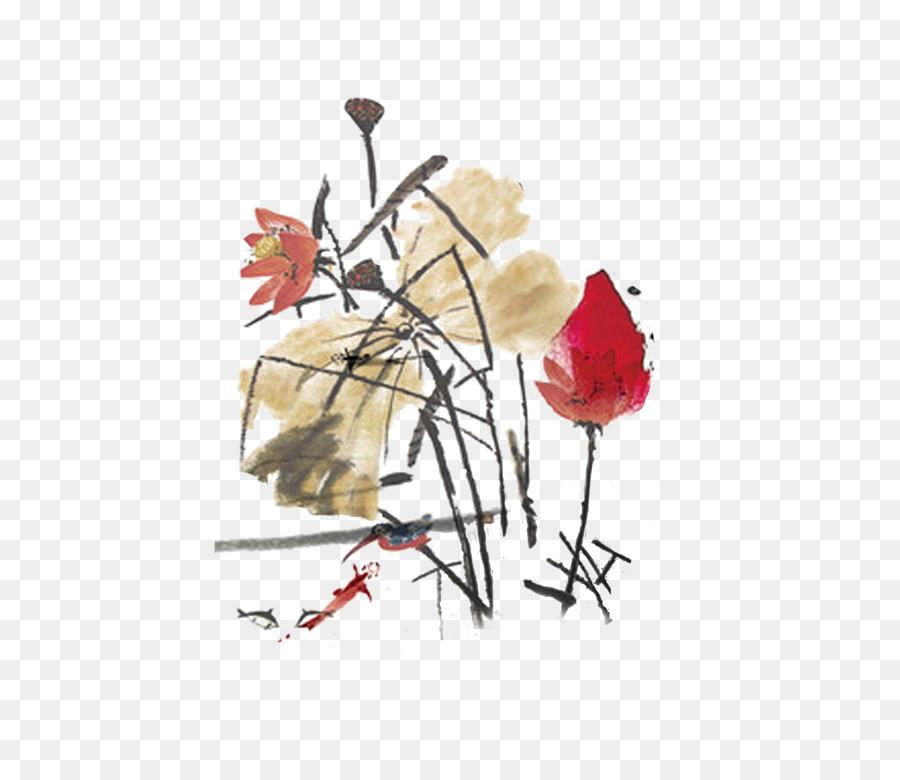 Descarga gratuita de La Pintura China, Tinta De Lavado De Pintura, Pintura imágenes PNG