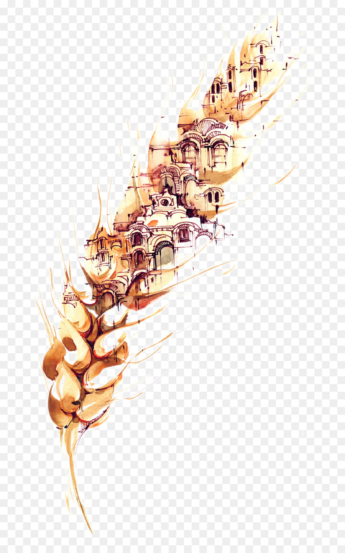 Descarga gratuita de Pintura A La Acuarela, La Arquitectura, Arte Imágen de Png