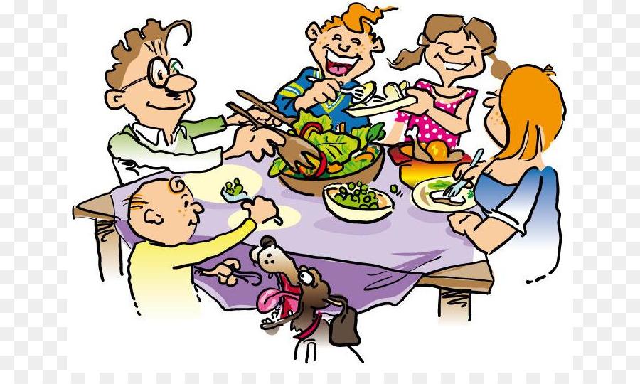 Descarga gratuita de Tabla, La Familia, Comer Imágen de Png