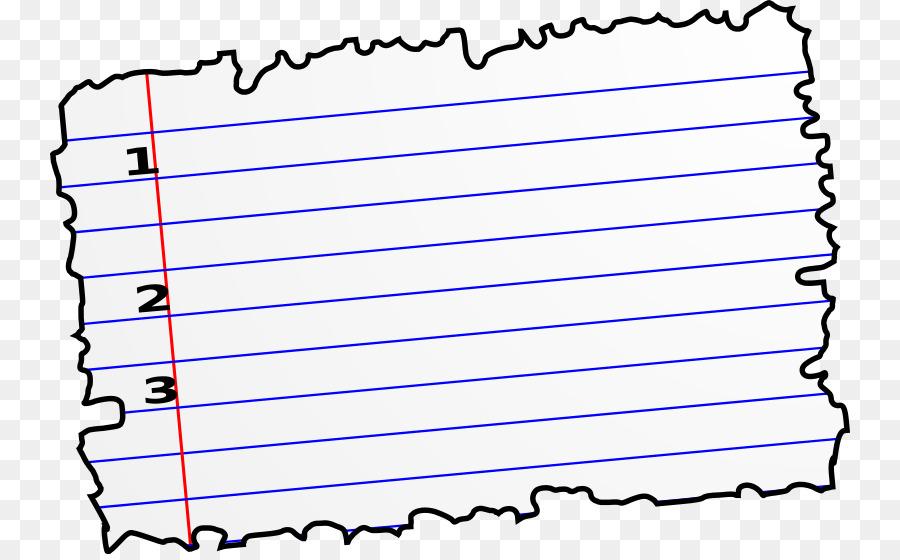 Descarga gratuita de Papel, Notebook, Clip De Papel imágenes PNG